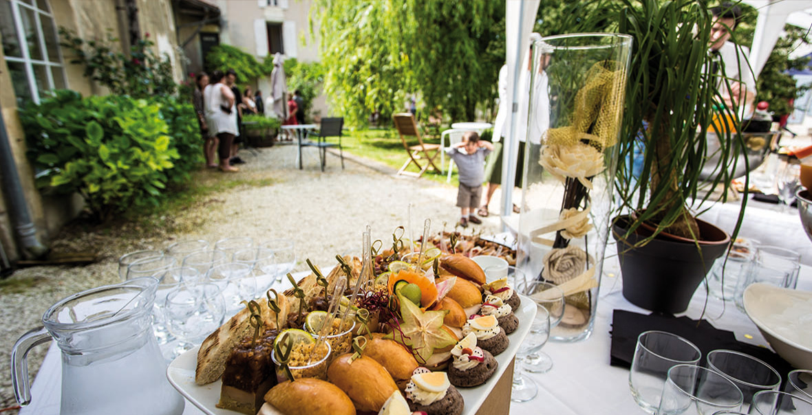 The place to organize your event in west of France