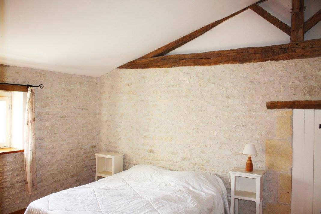Chambre double du cottage